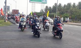 Người tham gia giao thông tăng cao trong dịp lễ 30-4