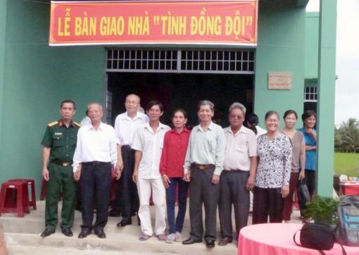 Lực lượng vũ trang huyện Châu Thành: Thực hiện tốt chính sách hậu phương quân đội