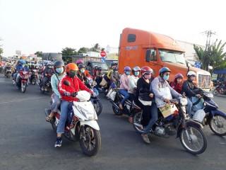An toàn giao thông trong các ngày nghỉ lễ