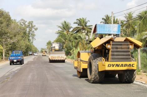 Đẩy nhanh tiến độ giải phóng mặt bằng các dự án công trình giao thông