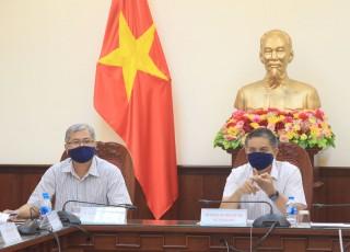 Hội đồng Thi đua - Khen thưởng tỉnh họp phiên thứ hai năm 2020