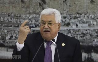 Palestine lập ủy ban ứng phó với khả năng Israel sáp nhập lãnh thổ