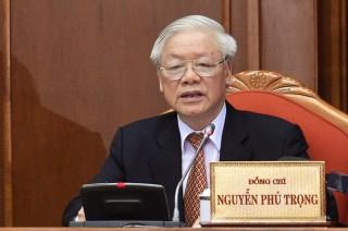 Phát biểu bế mạc Hội nghị Trung ương 12, khóa XII của Tổng Bí thư, Chủ tịch nước Nguyễn Phú Trọng