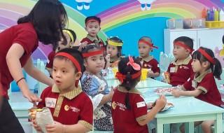 Cấp học mầm non và tiểu học tổ chức thực hiện bán trú trở lại