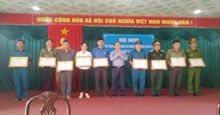 Bình Đại hội nghị rút kinh nghiệm công tác phòng chống dịch Covid -19