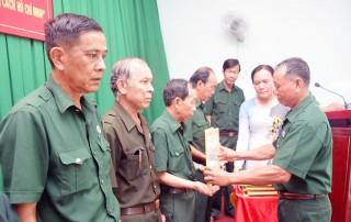 Hội Cựu chiến binh tỉnh sơ kết 4 năm học và làm theo Bác