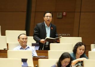 Đại biểu Quốc hội đơn vị tỉnh Bến Tre thảo luận về Chương trình xây dựng luật, pháp lệnh