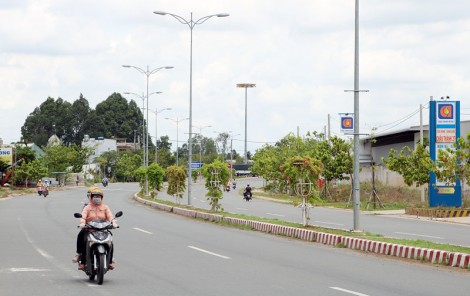 Phú Hưng xây dựng đô thị văn minh