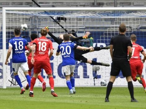 Schalke trải qua 9 trận liên tiếp không thắng