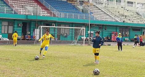 Chương Thị Kiều bất ngờ tập luyện trở lại cùng CLB nữ TP.HCM