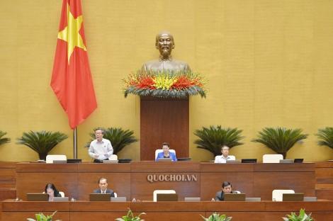 Thông cáo số 7, Kỳ họp thứ 9 Quốc hội khoá XIV