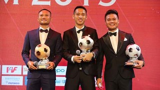 Các giải thưởng Quả bóng vàng Việt Nam 2019