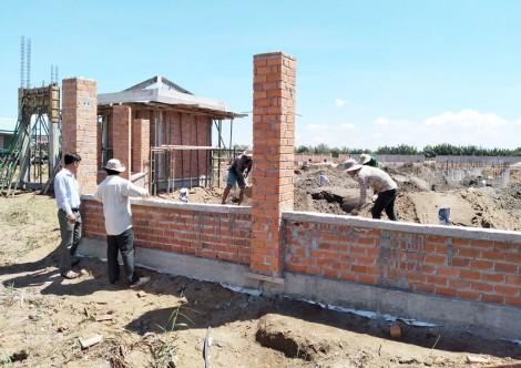 Thừa Đức xây trường tiểu học đạt chuẩn quốc gia