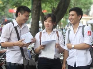 Thí sinh đăng ký dự thi tốt nghiệp THPT và xét tuyển đại học từ 15-6-2020