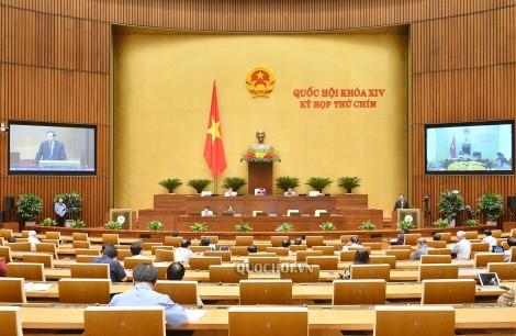 Thông cáo số 9, Kỳ họp thứ 9, Quốc hội khóa XIV