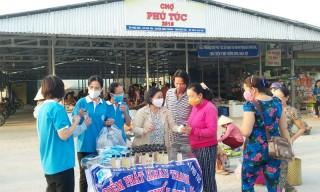 Hội Liên hiệp Phụ nữ huyện Châu Thành: Chăm lo, phục vụ người dân và hội viên