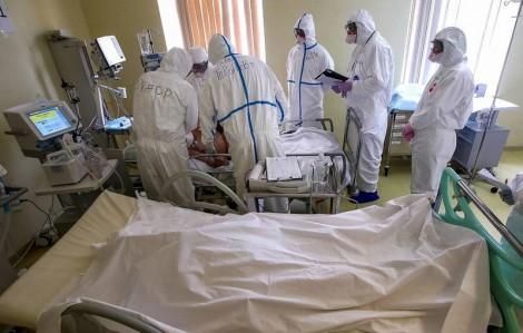 Nga ghi nhận số ca tử vong cao nhất kể từ đầu dịch Covid-19
