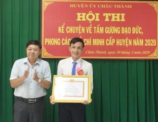 Hội thi kể chuyện tấm gương, đạo đức, phong cách Hồ Chí Minh