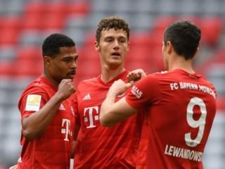 Bayern Munich 5-0 Dusseldorf: Giễu võ giương oai