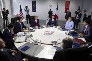 Tổng thống Mỹ tuyên bố hoãn tổ chức Hội nghị thượng đỉnh nhóm G7