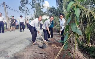 """Phát động công trình """"Hàng cây nông dân năm 2020"""""""