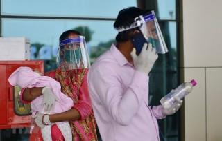 Ấn Độ liên tiếp ghi nhận số ca mắc COVID-19 mới cao kỷ lục trong ngày