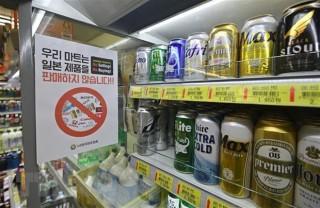"""Căng thẳng thương mại Hàn Quốc-Nhật Bản """"nóng"""" trở lại"""