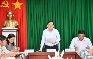 Bầu bổ khuyết Phó chủ tịch Hội Nông dân tỉnh