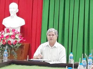 Triển khai kế hoạch phục vụ Đại hội đại biểu Đảng bộ tỉnh lần thứ XI