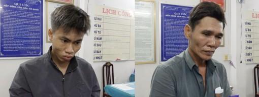 Bắt 2 đối tượng trộm vàng tại chùa Phước Nguyên
