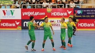 Kết quả các trận đấu futsal Việt Nam HDBank 2020 ngày 3-6-2020