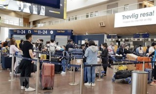 Đưa hơn 300 công dân Việt bay từ Thụy Điển và Phần Lan về nước