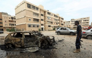 Ai Cập công bố sáng kiến giúp chấm dứt xung đột ở Libya