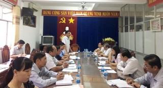 Phát huy vai trò công tác kiểm tra, giám sát trong Đảng