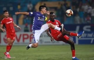 HAGL thua đậm Hà Nội FC, Sông Lam Nghệ An thắng SHB Đà Nẵng