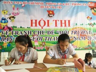 Hội thi kể chuyện về học tập và làm theo tấm gương, đạo đức, phong cách Hồ Chí Minh