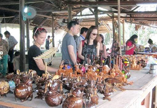 Tân Thạch phát triển du lịch trở thành kinh tế mũi nhọn