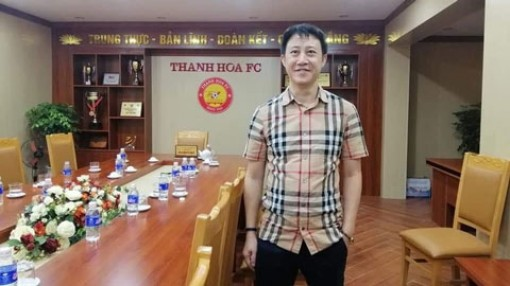 HLV Nguyễn Thành Công ra mắt, hứa giúp Thanh Hóa trụ hạng