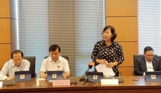 Thảo luận Dự án Luật Người lao động Việt Nam đi làm việc ở nước ngoài theo hợp đồng (sửa đổi)