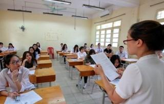 Kỳ thi tốt nghiệp THPT có 3/5 bài thi độc lập