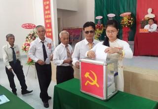 Thông tin đại hội đảng bộ cơ sở nhiệm kỳ 2020 - 2025