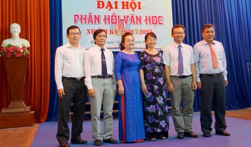 Đại hội Phân hội Văn học nhiệm kỳ 2020-2025