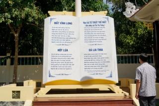 Di tích lịch sử Mộ nhà thơ Phan Văn Trị