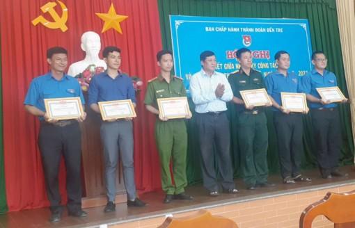 Công tác Đoàn và phong trào thanh niên trong lực lượng vũ trang TP. Bến Tre