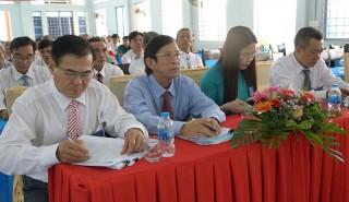 Đại hội Đảng bộ xã Phú Phụng và Trường Cao đẳng Bến Tre