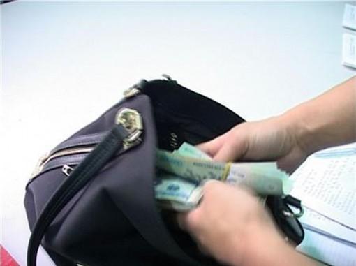 Trộm giỏ xách, bị phạt 9 tháng tù