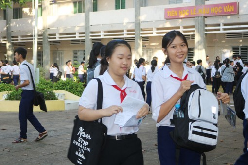 Hướng dẫn tuyển sinh vào lớp 10 THPT công lập năm học 2020-2021