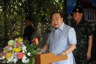 Phó thủ tướng Thái Lan tạm thời lãnh đạo đảng cầm quyền