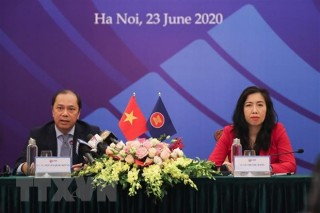 Năm ASEAN 2020: Thúc đẩy xây dựng Cộng đồng ASEAN vững mạnh