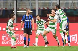 Sanchez kiến tạo, Lukaku ghi bàn, Inter vẫn bị cầm hòa đáng tiếc